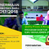 Penerimaan Mahasiswa Baru PDIM FE Unissula 2017/2018