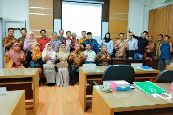 Pembukaan kelas baru Angkatan III Program Pascasarjana Doktor Ilmu Manajemen